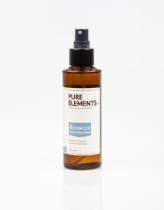 Pure Elements Rosewood Polishing Spray спрей для блеска с экстрактом розового дерева